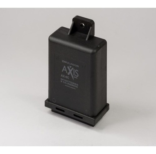 emulador 3 en 1 inyectores gnc axis avance + lambda cuotas