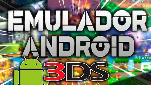 emulador 3ds para android