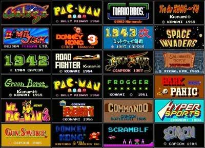 Emulador Arcade Mame32 800 Juegos De Los 80 S 44 99 En Mercado