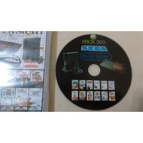 Emulador De Master Sistem P/ X-box 36o Rgh