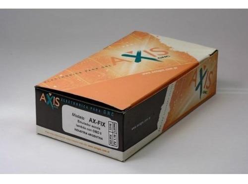 emulador de sonda lambda obd ii ax-fix borra check axis