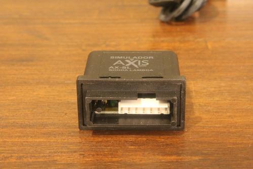 emulador de sonda lambda para gnc axis ax-sl