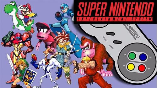 emulador de super nintendo/900 juegos/pc- y  emlador androi