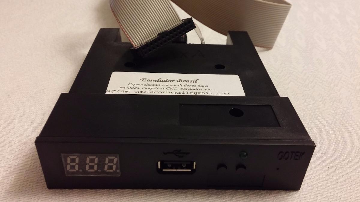 Emulador Disquete Teclado Yamaha Sy77 Sy99 Sy-77 Sy-99