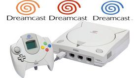 Emulador Recalbox Dreamcast Com 46 Melhores Jogos + Brinde