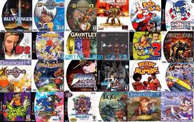Emulador Dreamcast Com Mais De 200 Isos