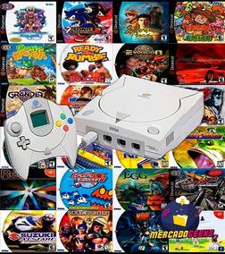 Emulador E Roms Sega Dreamcast Para Computador Raspberry