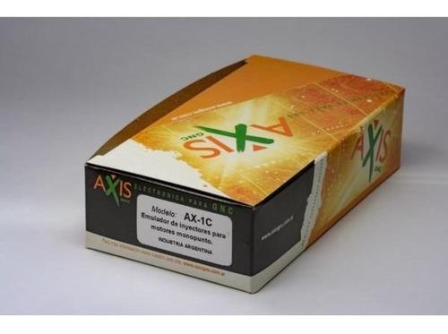 emulador inyector monopunto para gnc axis ax-1c