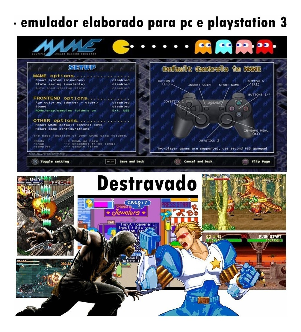Star soldier mame rom