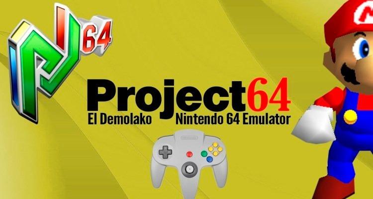 Emulador Nintendo 64 + De 130 Juegos Para Pc / Envio Online