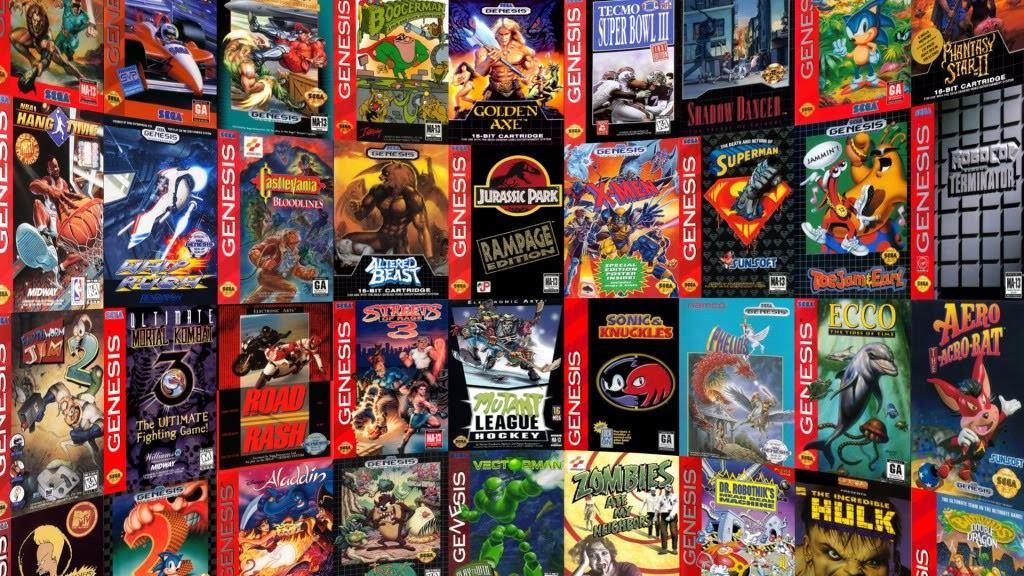Emulador Sega Genesis Megadrive 16 Bits 960 Juegos Bs 600 00