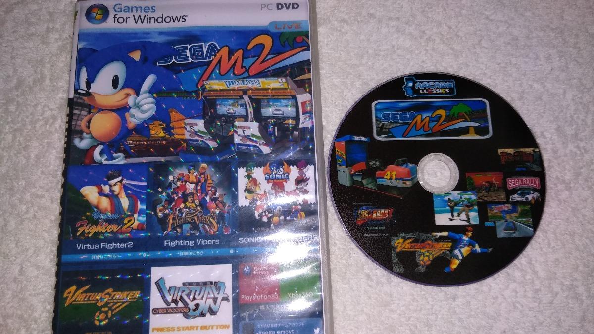Emulador Sega Model 2 Arcade Sega