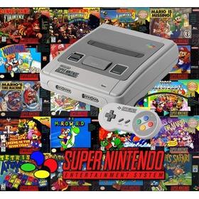 Emulador Super Nintendo (ps3)