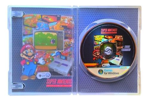 emulador super nintendo + 800 jogos
