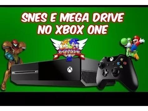 Emulador Super Nintendo Para Xbox One +1000 Jogos - 2019