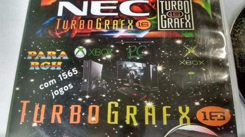 emulador turbo grafx16 pc e xbx rgh