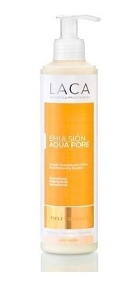 emulsion aqua pore 235ml laca
