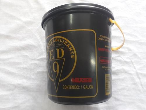 emulsion asfaltica ed-9 * galon texsa
