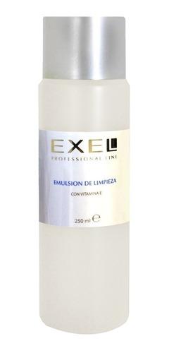 emulsion de limpieza 250ml exel