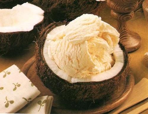 emulsão para sorvete aromax coco 240g  envio já