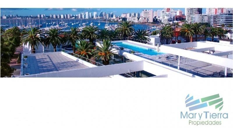 en alquiler y venta.. monoambiente amplio luminoso, a pasitos del puerto!!!-ref:2254