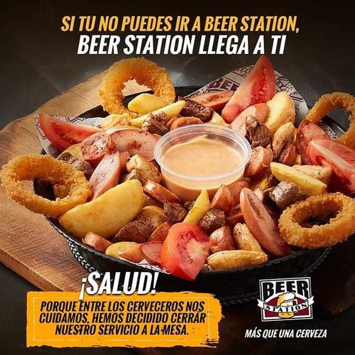 en beer station tunja ofrecemos nuestros productos domicilos