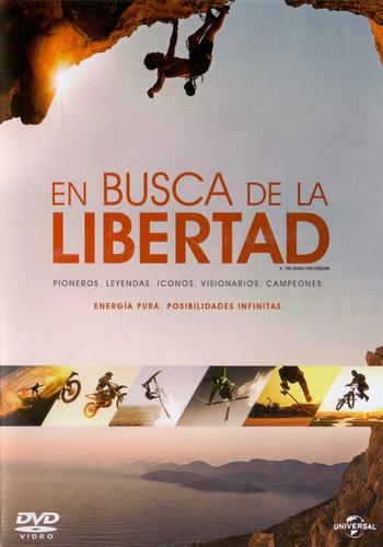 en busca de la libertad jon long documental dvd