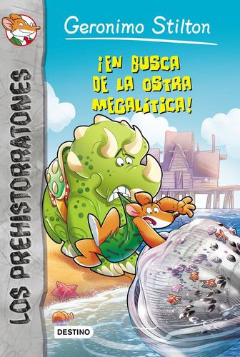 ¡en busca de la ostra megalítica! prehistorratones 11