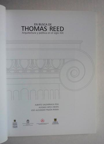 en busca de thomas reed arquitectura y política siglo xix