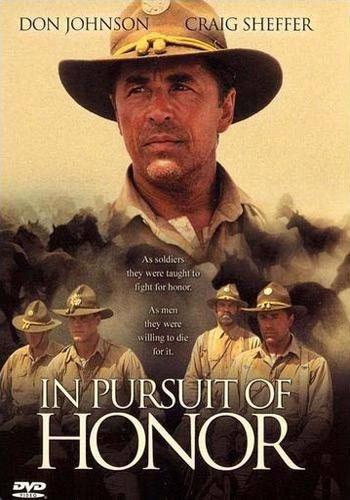 en busca del honor (don johnson) dvd