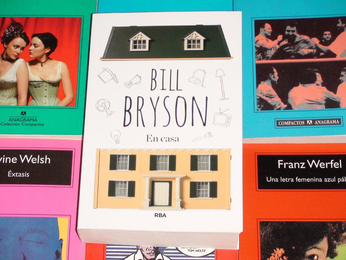 En Casa Bill Bryson Rba