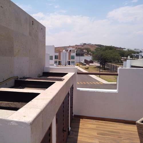 en colinas del santuario, roof garden, 3 recámaras, alberca