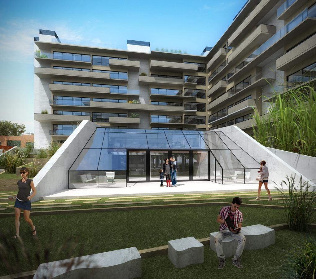 en construccion i venezuela al 4000. departamento monoambiente.