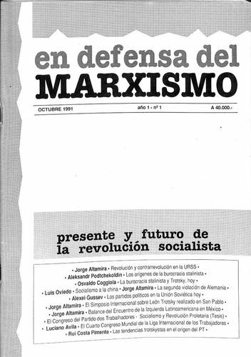 en defensa del marxismo #1