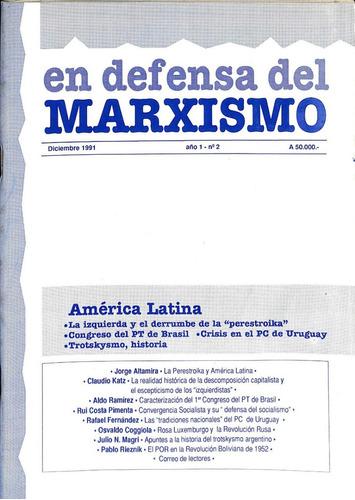 en defensa del marxismo #2