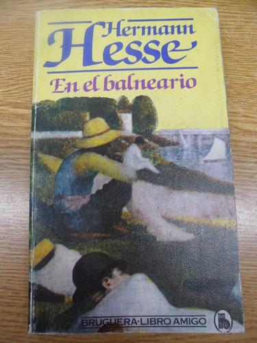 en el balneario - hermann hesse