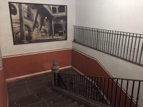 en el centro histórico oficinas
