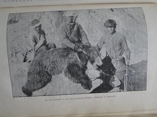 en el corazón de asia - sven hedin - 1906