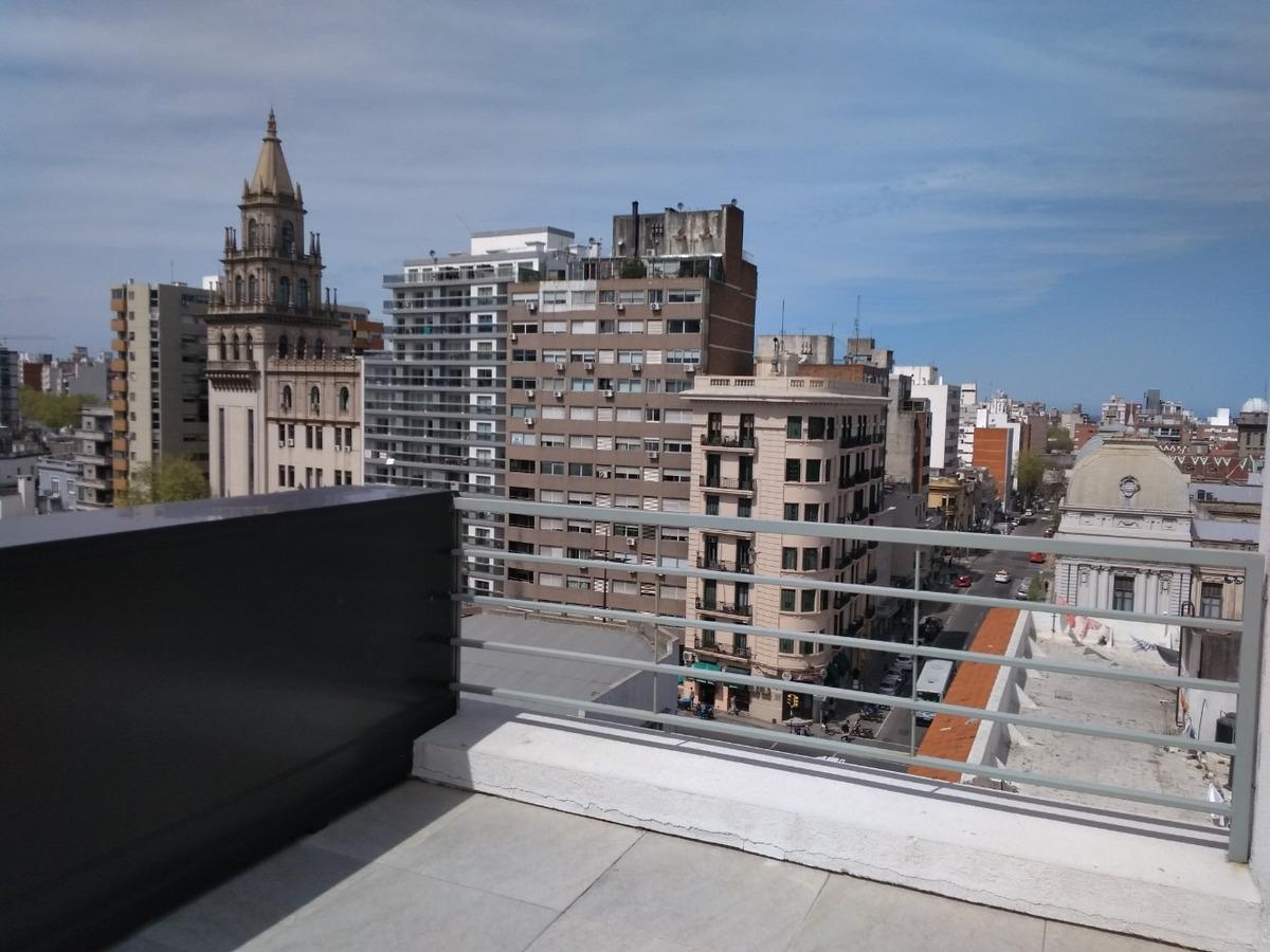 en el corazón del cordón! gran terraza!!!