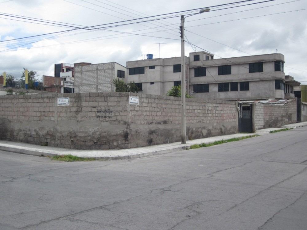 en el mejor sector residencial de riobamba