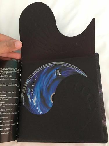 en el ojo del huracán - la renga - dvd original
