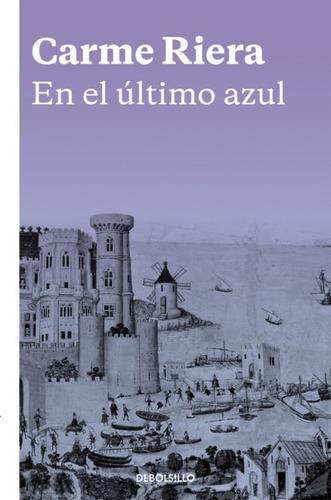 en el último azul(libro novela y narrativa)