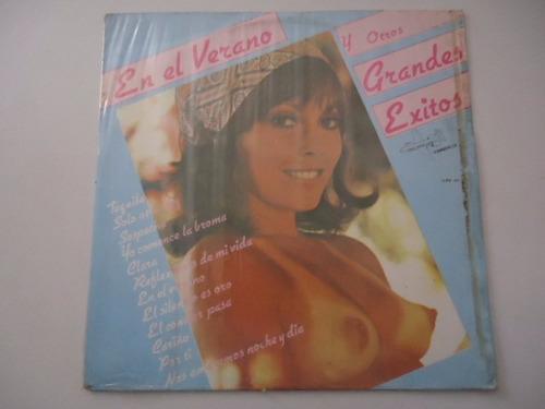 en el verano / y otros grandes exitos vinyl lp acetato