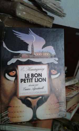 en francés le bon petit león ernest hemingway