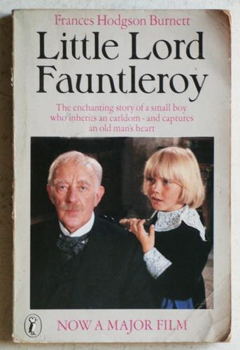 en inglés: little lord fauntleroy / hodgson burnett