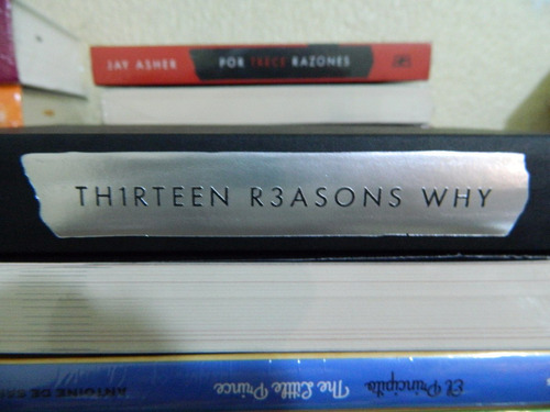 en inglés por trece razones jay asher 13 reasons why