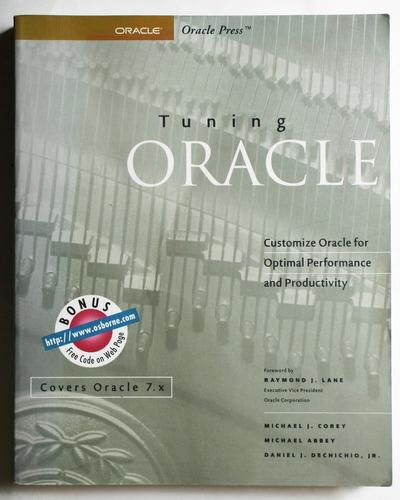en inglés: tuning oracle / corey - abbey - dechichio (1995)