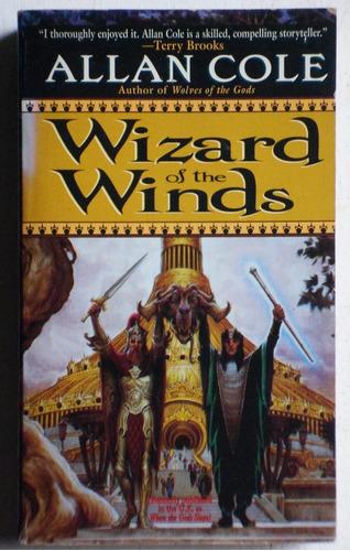 en inglés: wizard of the winds / allan cole