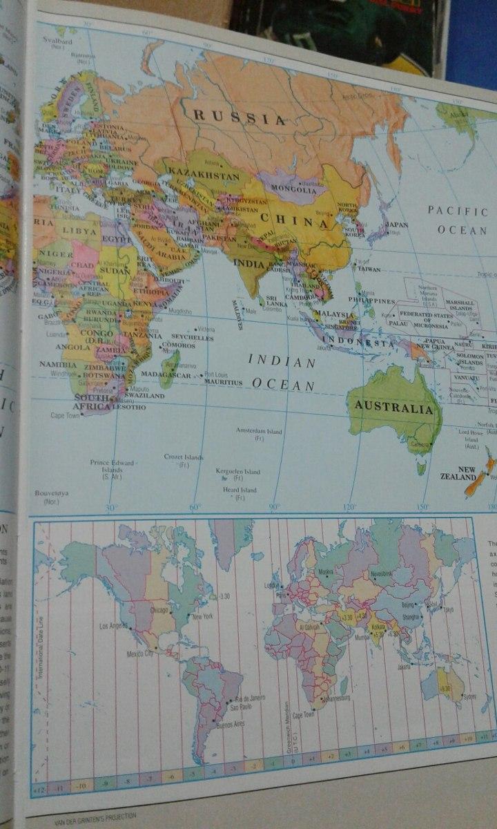 En ingls world atlas 28000 en mercado libre en ingls world atlas cargando zoom gumiabroncs Images