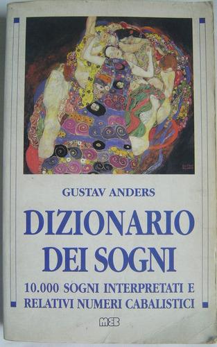 en italiano: dizionario dei sogni / gustav anders